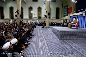 رهبر معظم انقلاب: همه در انتخابات شرکت کنند تا ابهت و مصونیت کشور حفظ شود