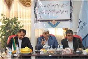 نشست شورای دانشگاه بابل با وزیر علوم