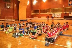 مسابقات قهرمانی ورزش همگانی دانشجویان پسر دانشگاه آزاد اسلامی خوزستان برگزار شد
