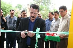سالن بدنسازی دانشگاه آزاد اسلامی دزفول افتتاح شد