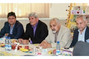 اجرای طرح برادر و خواهر خواندگی بین سما تهران و سما اقلید