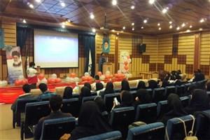 برگزاری مراسم گرامیداشت روز جهانی صلیب سرخ و هلال احمر و روز جوان در دانشگاه آزاد اسلامی واحد پرند