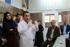 برگزاری کارگاه بررسی اثرات ضدباکتریایی عصاره ها و اسانس های گیاهان دارویی در واحد بجنورد