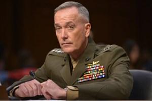 رئیس ستاد مشترک ارتش آمریکا: به توانمندیهای نظامی ایران احترام میگذارم