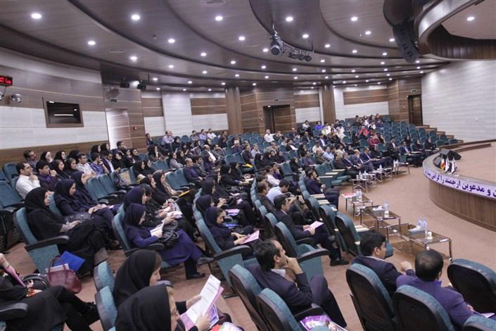 پنجمین همایش ملی بهداشت در واحد علوم و تحقیقات