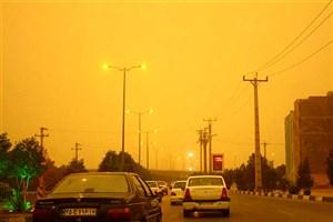شرایط ناسالم کیفیت هوای ۲ منطقه مشهد