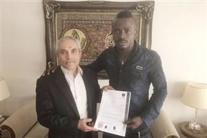 واکنش باشگاه پرسپولیس پس از انتشار قرارداد گادوین منشا