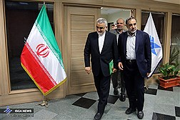 دیدار دکتر نوریان با دکتر بروجردی رئیس کمیسیون امنیت ملی و سیاست خارجی مجلس شورای اسلامی