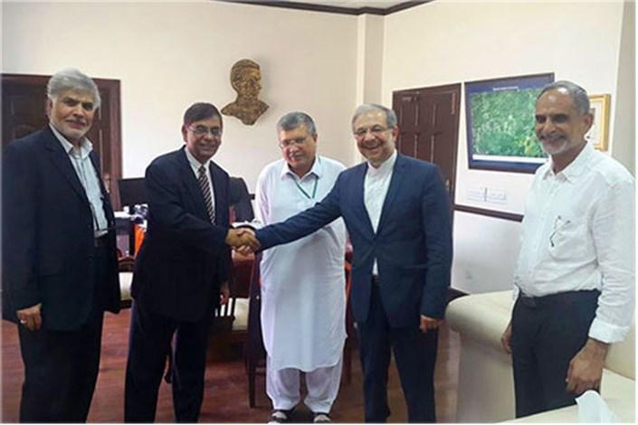 «سمت» و دانشگاه قائد اعظم پاکستان در علوم انسانی همکاری می کنند