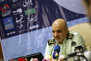 4 هزار نیروی پلیس نظم و امنیت مراسم نیمه شعبان را در قم تامین می کنند