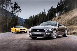 فورد موستانگ پر فروش ترین خودروی اسپرت +تصاویر