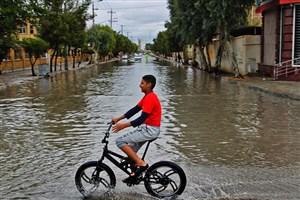 هشدار در مورد وقوع طوفان تندری در 5 استان/ بارش باران در 14 استان