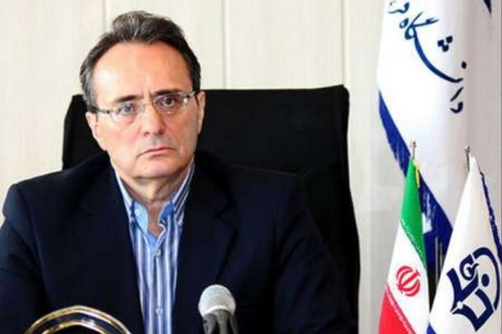 محمود مهرمحمدی رییس دانشگاه فرهنگیان