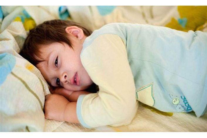 بدخوابی کودکان