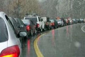 بارش باران در برخی استان ها/ مه گرفتگی و کاهش دید در سه استان