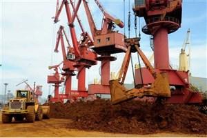 سقوط قیمت سنگآهن به ۴۴ دلار