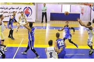 برنامه مسابقات فینال و رده بندی لیگ برتر بسکتبال  اعلام شد