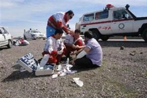 زلزله ۶.۱ ریشتری بامداد امروز کرمان ۵۸ مصدوم داشت