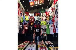 مسی تا ٣٤ سالگی در بارسلونا