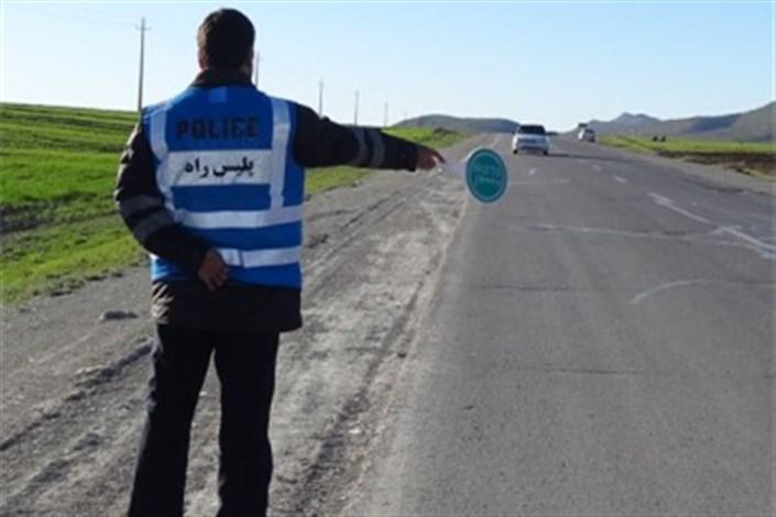 جزئیات برخورد خودروی فرماندار ملایر با مامور پلیس راهور