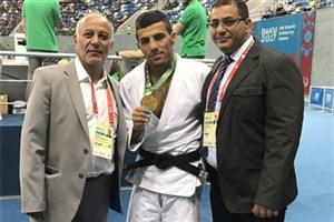بازگشت امید به جودو ایران با طلای ملایی