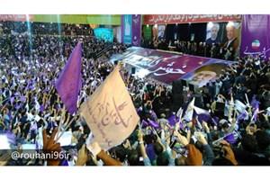 روحانی: ما ایران بزرگ و مقتدری داریم و می توانیم قدرت ایران را بیش از گذشته به رخ جهانیان بکشانیم