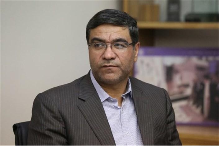محمدرضا پورعابدی معاون پژوهش و فناوری جهاد دانشگاهی