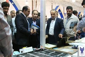 اختراعات دانشجوی رشته الکترونیک دانشکده سما  در ششمین جشنواره مخترعان دانشگاه آزاد اسلامی