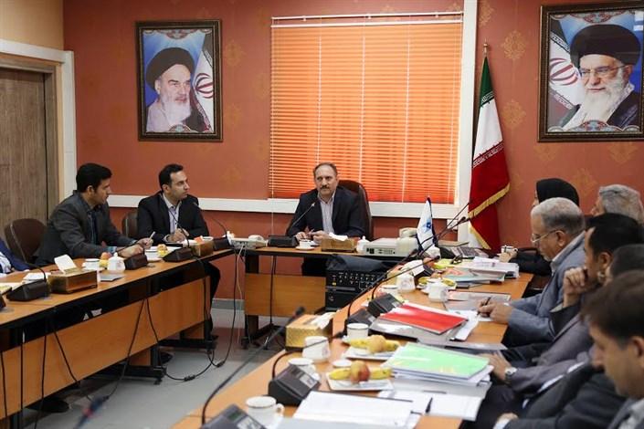 جلسه شورای پژوهش و فناوری واحد یادگار امام