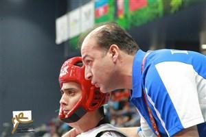سرمربی تیم ملی تکواندو  اعزامی به مسابقات هنرهای رزمی مشخص شد