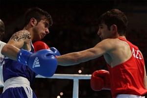 احمدیصفا به مدال برنز رسید