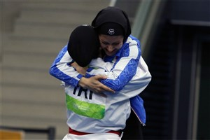زنگنه: قصد خداحافظی ندارم/ تا المپیک توکیو هستم