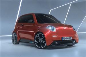 ایگو لایف؛ خودروی الکتریکی ساخت آلمان