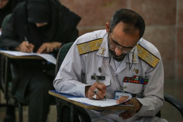 نتایج آزمون استخدامی سازمان قضایی نیروهای مسلح اعلام شد