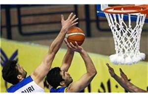 گام بلند بسکتبال دانشگاه آزاد اسلامی برای کسب مقام سوم