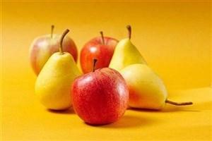 خوردن سیب و گلابی از ابتلا به بیماری ریوی پیشگیری می کند