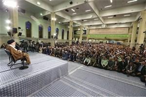 رهبر انقلاب: هر کس رأی بیاورد، برنده اصلی انتخابات، نظام و ملت ایران هستند