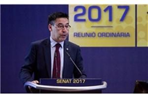 بارتومئو: استعفا در کار نیست، پشت میزم میمانم