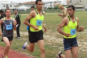 پشتیبانی نزاجا قهرمان دوومیدانی نیروی زمینی ارتش شد