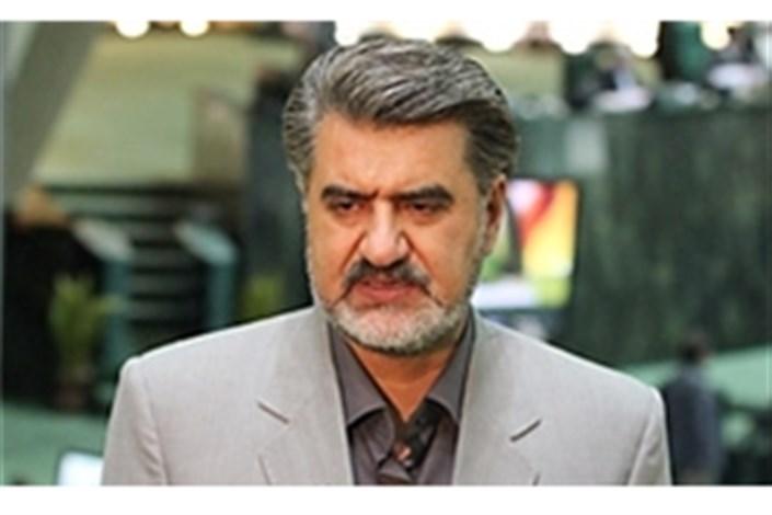 عبدالرضا عزیزی نماینده مردم شهرستان شیروان