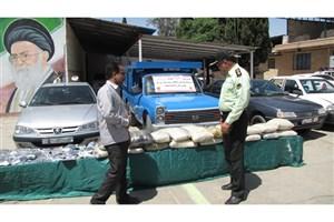 کشف محموله 210 کیلوگرمی تریاک درسیرجان/6 قاچاقچی دستگیر شدند