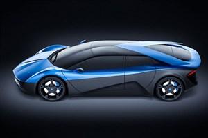 سوپراسپرت الکتریکی الکسترا، سریعترین خودروی دنیا خواهد بود
