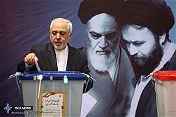 انتخابات دوازدهمین دوره ریاست جمهوری در حسینیه جماران