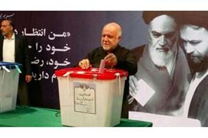 زنگنه: انتخابات نشانه اقتدار ملت ایران است