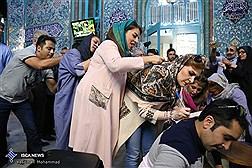 انتخابات رییس جمهوری در حسینیه ارشاد