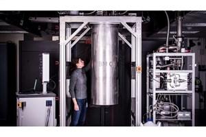 """رونمایی از نخستین پردازشگر رایانه کوانتومی تجاری """"آی.بی.ام"""""""