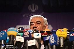اعلام نتایج اولیه انتخابات رییس جمهوری در وزارت کشور