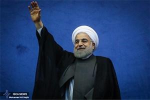 تبریک کانون نمایندگان حزب اعتدال و توسعه به روحانی