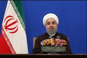پیام تبریک سرپرست دانشگاه آزاد اسلامی به دکتر حسن روحانی