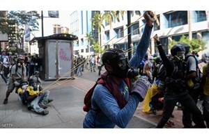 اپوزیسیون ونزوئلا دولت را به چالش کشید